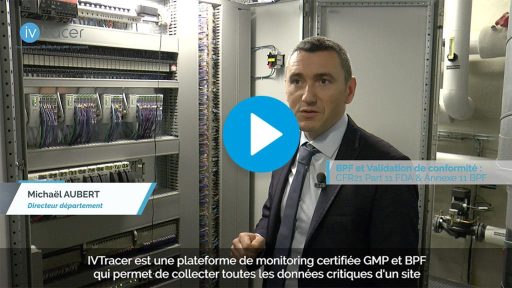 Data integrity par Michaël Aubert, Directeur Général NetCeler.