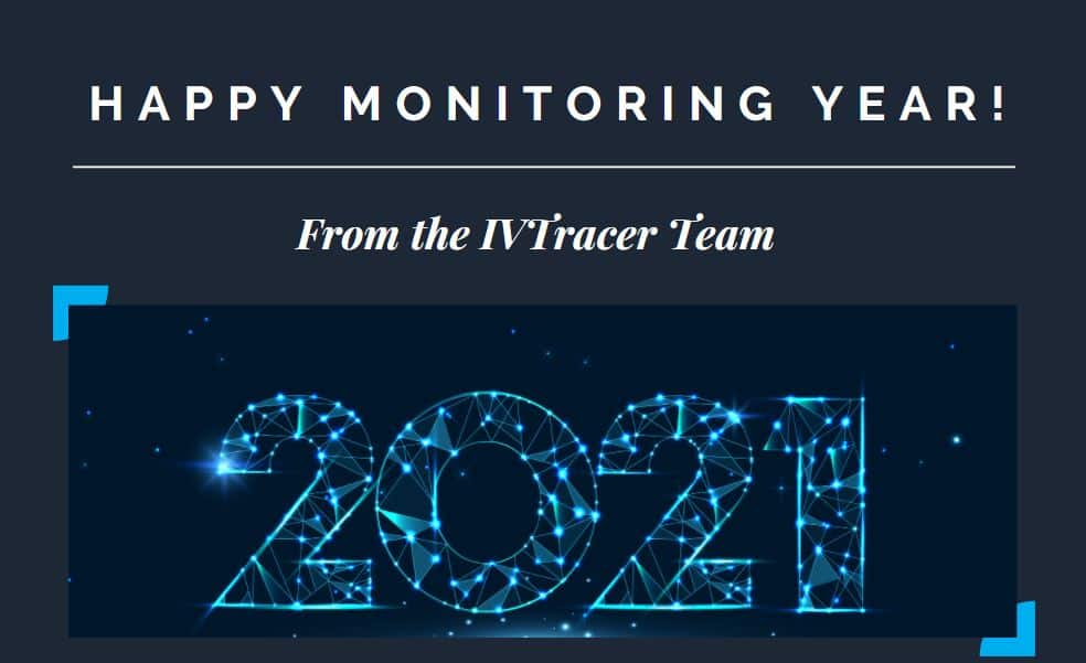 Happy New Year 2021 - IVTracer